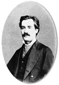 Mihai Eminescu (anul 1878), Sursa foto: Wikipedia