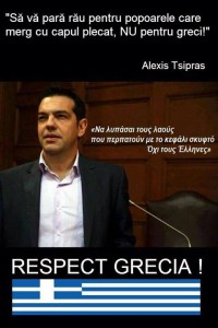 Tsipras pentru UE