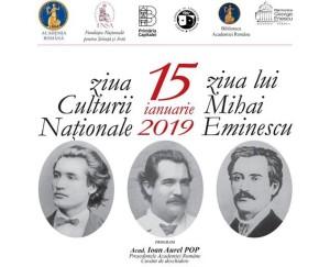 Ziua-Culturii-Romane-Mihai-Eminescu