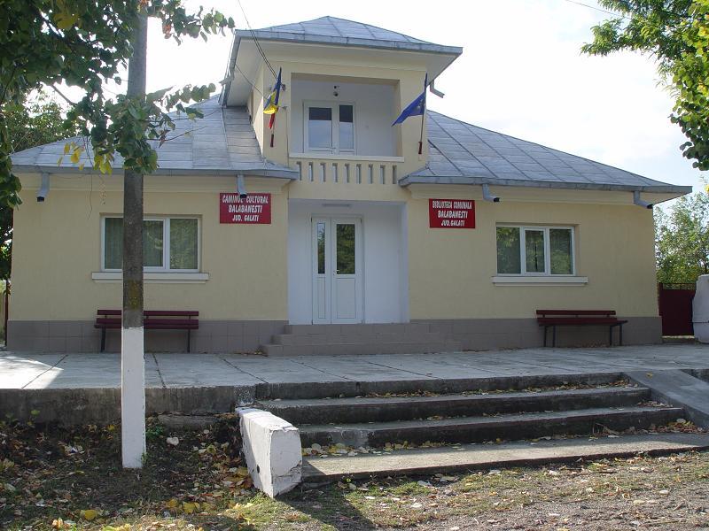 "Biblioteca ""G.F.Tașcă"""