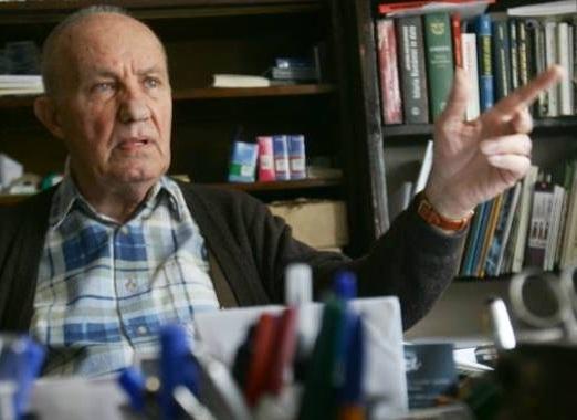 """DINU C. GIURESCU: """"Am sentimentul că sunt în 1940, în preajma prăbuşirii hotarelor noastre"""""""