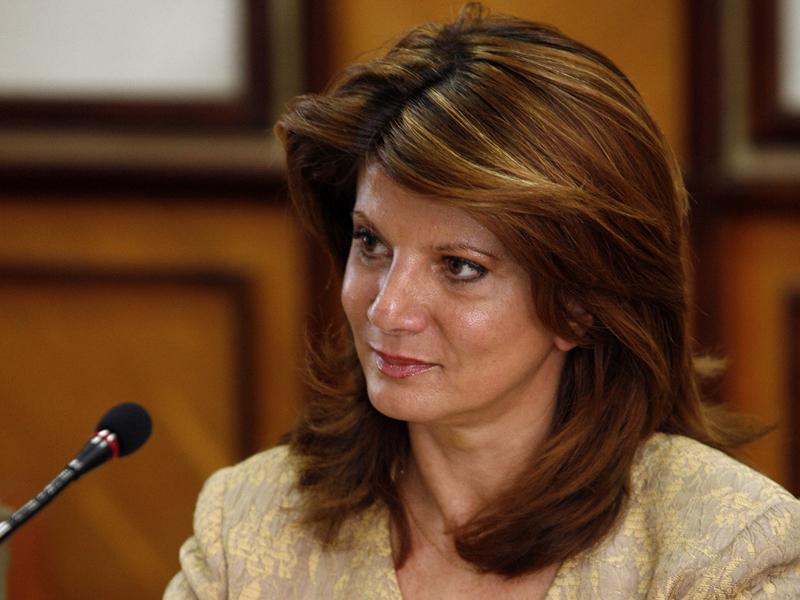 Georgeta Ionescu, geolog, Institutul Verde: Am cerut desecretizarea contractelor privind gazele de şist!