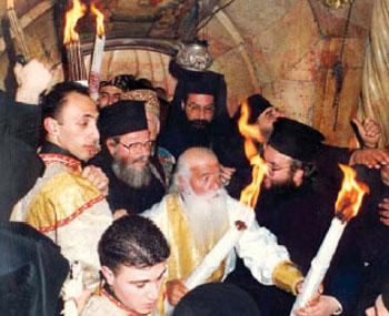 Paștele, sărbătoarea luminii și a bucuriei în Ortodoxie