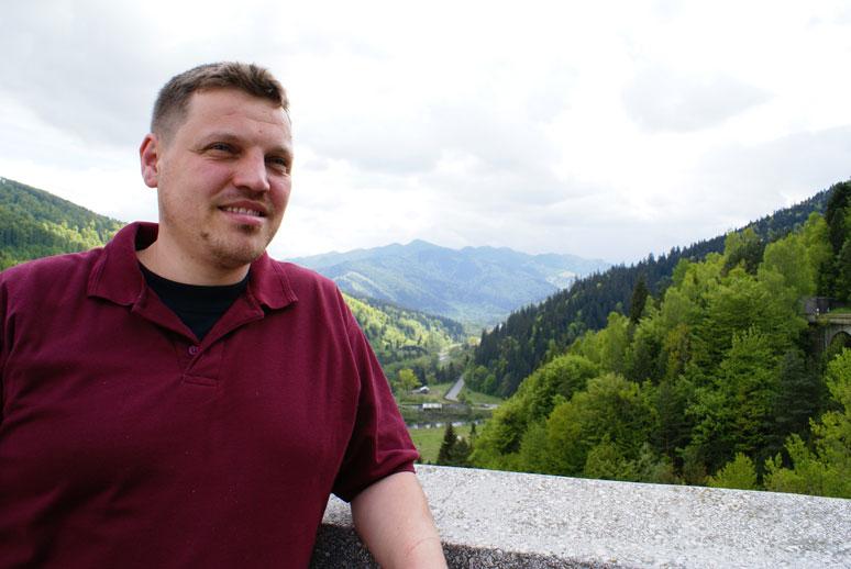 Florin Munteanu – candidatul Partidului Verde la Primăria Bălăbănești