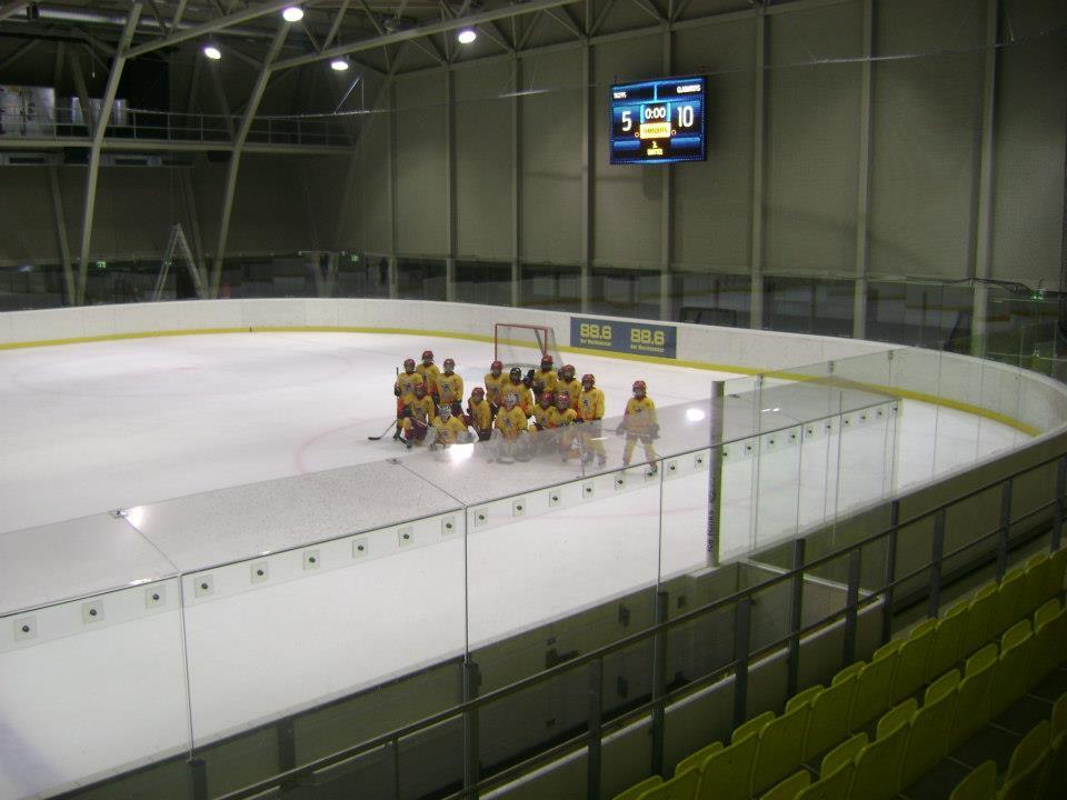 Gladiatorii au învins campioana Austriei la U13 cu scorul de 10-5