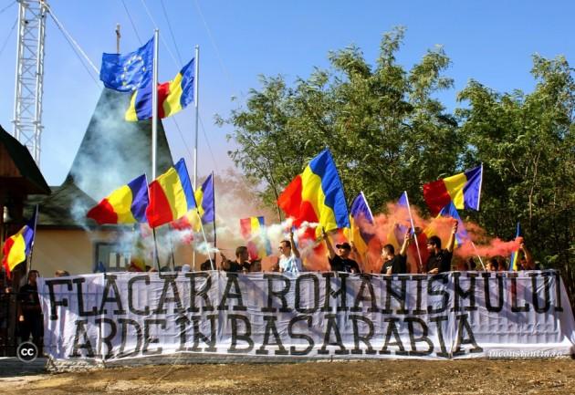 RGXpress: Personalităţi culturale şi lideri informali din România susţin Marşul pentru Unirea cu Basarabia