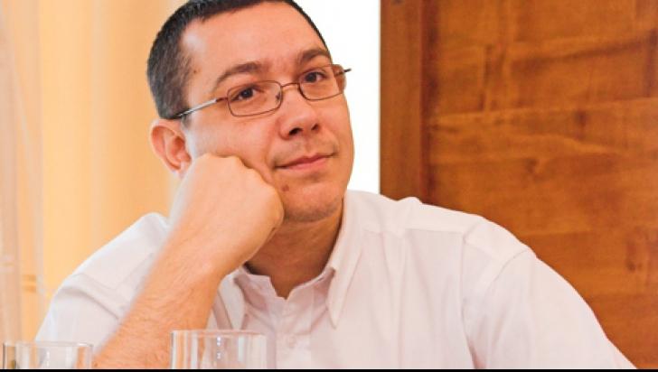 """După axa lui Băsescu (Bucureşti-Londra-Washington), plagiatorul Ponta invoca drumul """"corect"""", american, al gazelor de şist. De când Wesley Clark e consilier, Franţa nu mai e model!"""