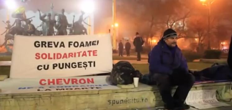 Nașul.tv: Un ROMÂN vrea să moară pentru ȚARĂ – de 14 zile este în greva foamei